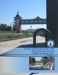 Active Transportation Plan - City of Pomona