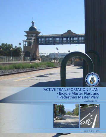 Active Transportation Plan - City of Pomona