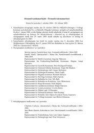 Status Report No. 1 2005 - Øresundsvandsamarbejdet