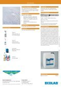 ANTI-MOUSSE - Ecolab Inc. - Page 2