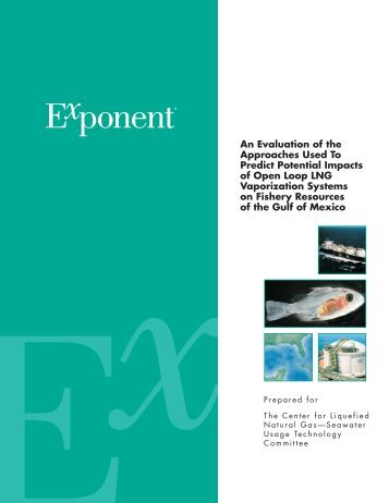 An Evaluation of the Approaches Used To Predict Potential Impacts ...