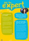 expert Your reviews friends ask comic strip - CLIC Sargent - Page 6