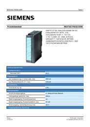 Product data sheet 6ES7332-7ND02-0AB0 - TP Automation e.K.
