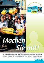 Ein Aktionsleitfaden, um Ihre Stadt  zur Fairtrade ... - Paderborn.de