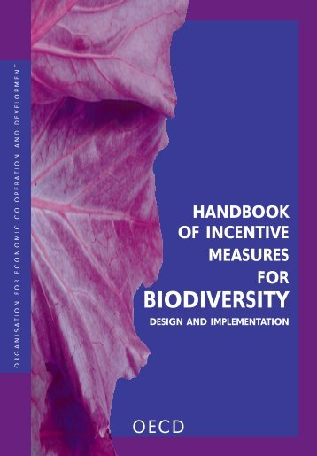 handbook of incentive measures for biodiversity (oecd)