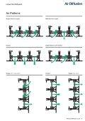 Linear Slot Diffusers - Air Diffusion - Page 5