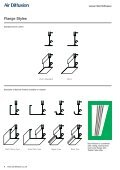 Linear Slot Diffusers - Air Diffusion - Page 6