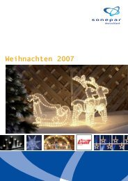 Weihnachtsdekor - Sonepar