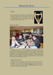 Historiek 2012 - Numismatica Herentals