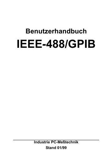 Dokument in Bedienungsanleitung für GPIB-1