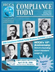 Register Now! - Health Care Compliance Association