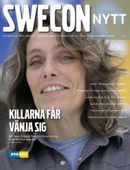 KILLARNA FÅR VÄNJA SIG - Swecon