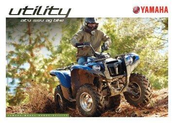 atv ssv ag bike - Yamaha Motor Australia