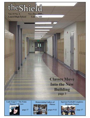 "here - Laurel High School's ""The Shield"""
