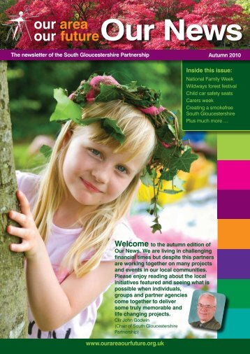 Our News Autumn 2010 - South Gloucestershire Council