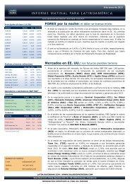08/01/2013 Informe diario de mercados de Saxo Bank Los futuros ...