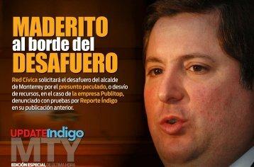 Red Cívicasolicitará el desafuero del alcalde de ... - Reporte Indigo