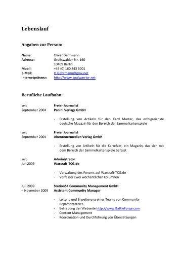 Nett Probe Lebenslauf Maler Position Galerie - Entry Level Resume ...