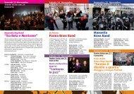 Magenta Jazz Festival PROGRAMMA.pdf - Teatro Lirico di Magenta