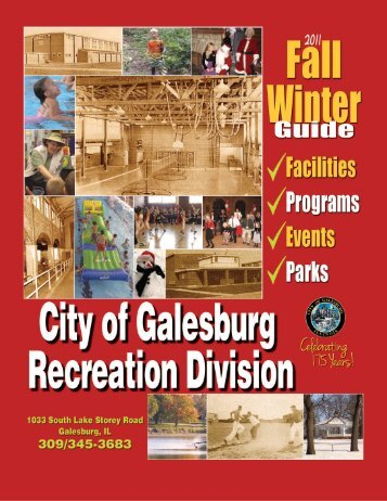 General Information 1 - City of Galesburg