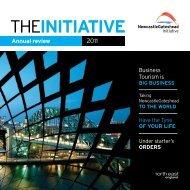 The Initiative - Newcastle Gateshead