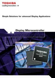 Display Microcontroller - Glyn