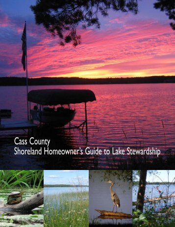 Shoreland Guide - Cass County, Minnesota
