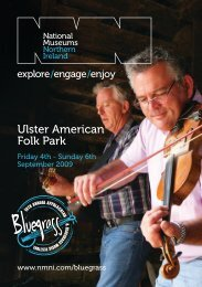 Ulster American Folk Park - Discover Northern Ireland