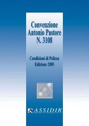 Estratto Condizioni di Polizza Convenzione n. 3108 - Assidir