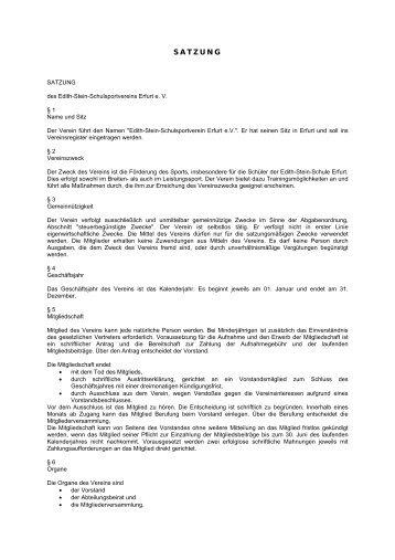 auch als PDF zum Download - Edith Stein Schule