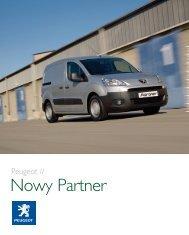 Nowy Partner - Peugeot