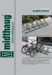 Sykkelstativ 2 sider A4 2004 - Midthaug