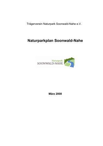 Bericht ILEK Teil A - Naturpark Soonwald-Nahe