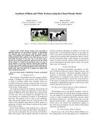 Synthesis of Black and White Textures using the Clonal ... - PUC-Rio