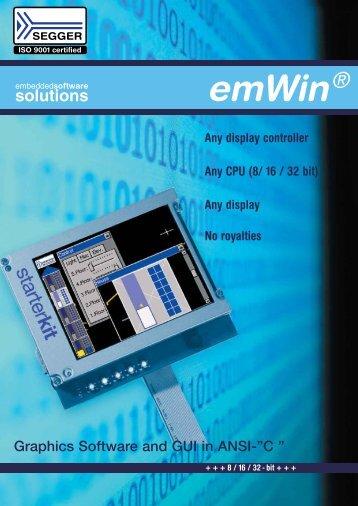 emWin® - Glyn
