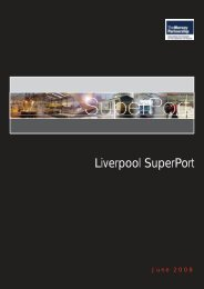 Liverpool SuperPort - the TravelWise Merseyside website