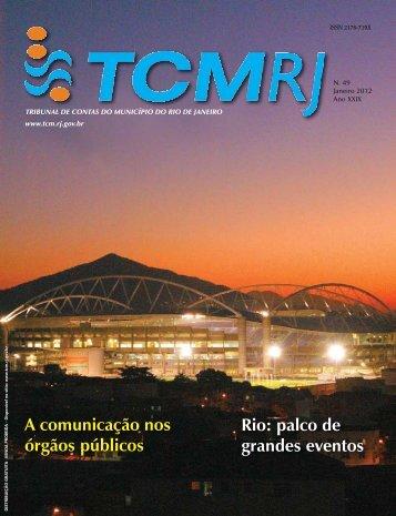 A comunicação nos órgãos públicos Rio - Tribunal de Contas do ...