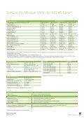 Schüco MPE MS 96 (240 bis 255 Wp) - Seite 2