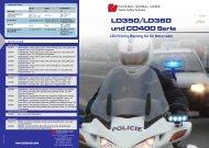 LD350/LD360 und CO400 Serie - Rauwers GmbH