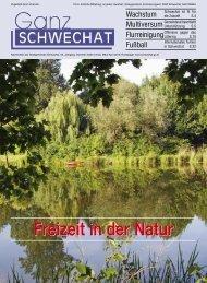 Freizeit in der Natur - Stadtgemeinde Schwechat