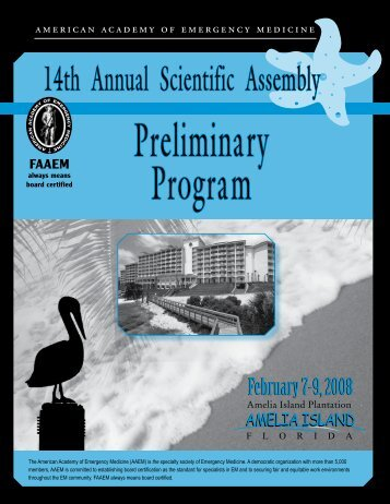 14th Annual Scientific Assembly - AAEM