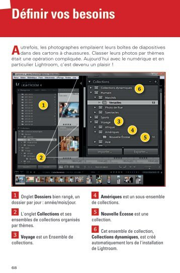 Photoshop Lightroom 4 - Vie de Geek