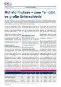 rohstoffindizes - EXtra-Magazin - Seite 6