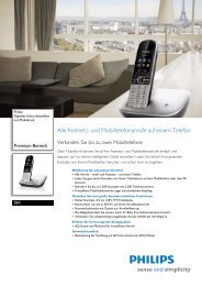 Leaflet S8A_34 Released Germany (German) High-res A4.fm - Philips