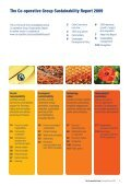 Sustainability Report 2009 - The Co-operative - Page 3