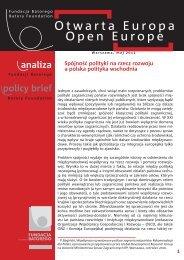 PDF 181 KB - Fundacja im. Stefana Batorego