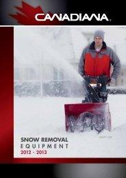 Download Catalogue 2012-2013 - Canadiana