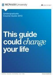 undergraduate course Guide 2013 - Times Higher Education