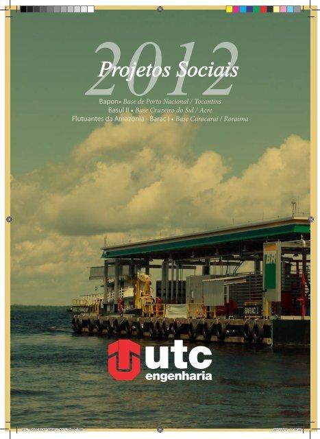 Folder PROJETOS SOCIAIS - UTC Engenharia