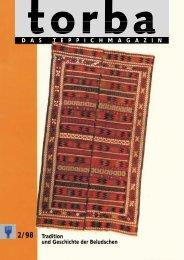Die Welt der Teppichherstellung (Teil 12) Farben und Färben - SOV